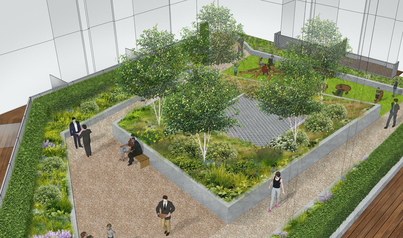 Citypark Gardens, Southall